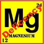 Magnesium Deficiency graphic